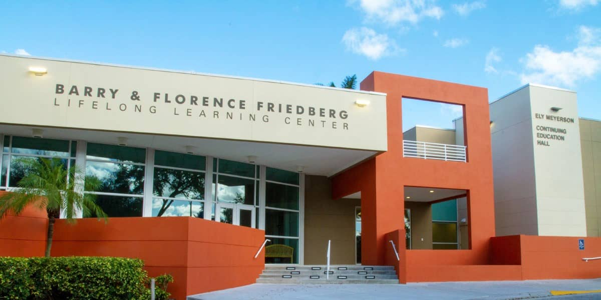 Osher Lifelong Learning Institute in Boca Raton