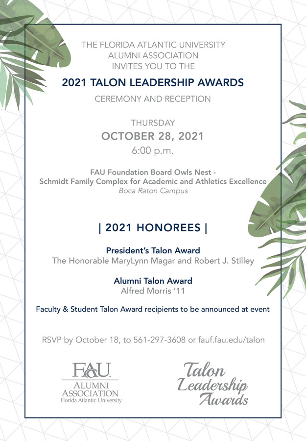 Talon Invitation