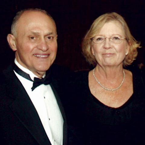 Rocco and Mary Abessinio