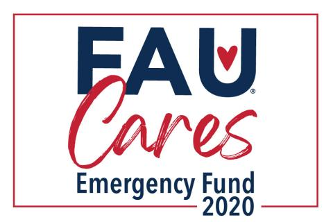 FAU Cares graphic